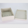 waterproof junction box ip65 plastic enclosure electronic enclosure box PWP256 with size 265*185*95m