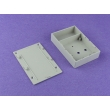 electrical junction box plastic enclosure abs Electric Conjunction Cabinet PEC385 with  98*66*23mm