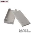 plastic enclosure for electronics wifi modern networking abs plastic enclosure PNC010 110*55*25mm