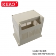 Industrial Control Enclosure plastic electrical box  junction box  PIC335 with size 145*90*130mm