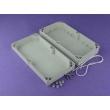 abs waterproof junction box waterproof electrical box Europe Waterproof Case PWE123 with265*140*70mm