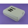 Custom ABS Plastic Electronic Enclosures Desktop instrument case housing Desk Top Cabinet PDT195