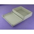 plastic electrical enclosure box Europe Enclosure waterproof junction box PWE515 with 380*280*130mm